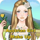 لعبة  Austrian Girl Make-Up