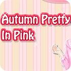 لعبة  Autumn Pretty in Pink