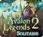 لعبة  Avalon Legends Solitaire 2