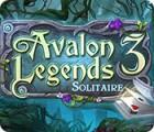 لعبة  Avalon Legends Solitaire 3