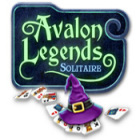 لعبة  Avalon Legends Solitaire