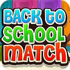 لعبة  Back To School Match