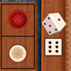 لعبة  Backgammon (short)