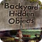 لعبة  Backyard Hidden Objects