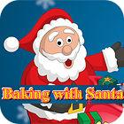 لعبة  Baking With Santa