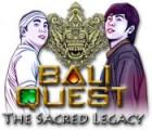لعبة  Bali Quest: The Sacred Legacy