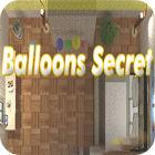 لعبة  Balloons Secret
