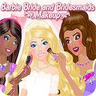 لعبة  Barbie Bride and Bridesmaids Makeup