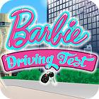 لعبة  Barbie Driving Test