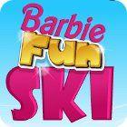 لعبة  Barbie Fun Ski