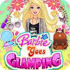 لعبة  Barbie Goes Glamping