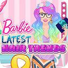 لعبة  Barbie Latest Hair Trends