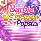 لعبة  Barbie Princess and Pop-Star