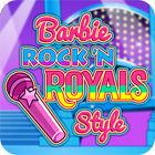 لعبة  Barbie Rock and Royals Style