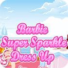 لعبة  Barbie Super Sparkle DressUp