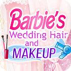 لعبة  Barbie's Wedding Stylist
