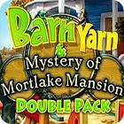 لعبة  Barn Yarn & Mystery of Mortlake Mansion Double Pack