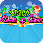 لعبة  Beach Clean Up Game