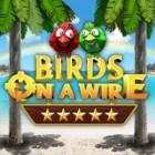 لعبة  Birds On A Wire