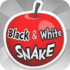 لعبة  Black And White Snake