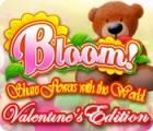 لعبة  Bloom! Share flowers with the World: Valentine's Edition