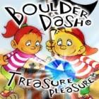 لعبة  Boulder Dash Treasure Pleasure