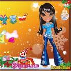 لعبة  Bratz's Fashion Christmas