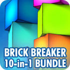 لعبة  Brick Breaker 10-in-1 Bundle
