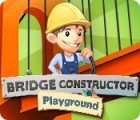 لعبة  BRIDGE CONSTRUCTOR: Playground
