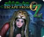 لعبة  Bridge to Another World: Escape From Oz