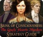 لعبة  Brink of Consciousness: The Lonely Hearts Murders Strategy Guide