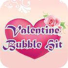 لعبة  Valentine Bubble Hit