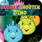 لعبة  Bubble Shooter Dino