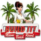 لعبة  Build It! Miami Beach Resort