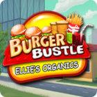 لعبة  Burger Bustle: Ellie's Organics