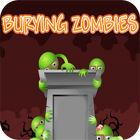 لعبة  Burying Zombies