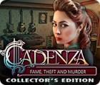 لعبة  Cadenza: Fame, Theft and Murder Collector's Edition