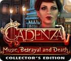 لعبة  Cadenza: Music, Betrayal and Death Collector's Edition