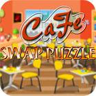 لعبة  Cafe Swap. Puzzle