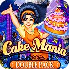 لعبة  Cake Mania Double Pack