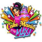 لعبة  Cake Mania: To the Max