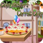 لعبة  Cake Master: Carrot Cake