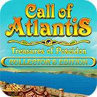 لعبة  Call of Atlantis: Treasure of Poseidon. Collector's Edition