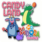 لعبة  Candy Land - Dora the Explorer Edition