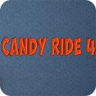 لعبة  Candy Ride 4
