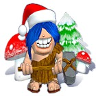 لعبة  Carl the Caveman Christmas Adventures