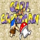 لعبة  Carl The Caveman