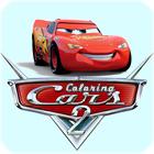 لعبة  Cars 2 Color
