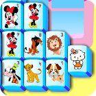 لعبة  Cartoon Mahjong