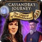 لعبة  Cassandra's Journey: The Legacy of Nostradamus